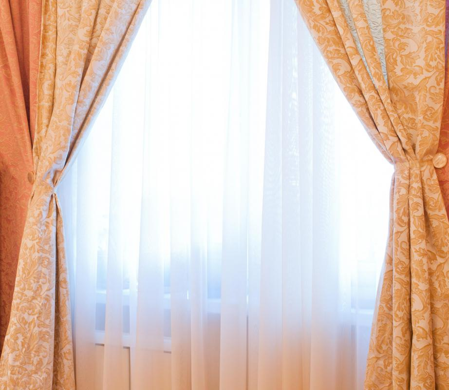 pros and cons of sheer curtain panels