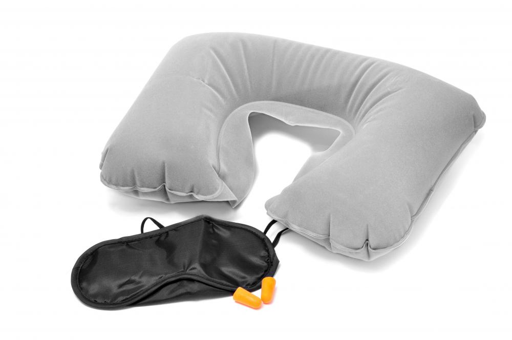 what is a travel neck pillow with