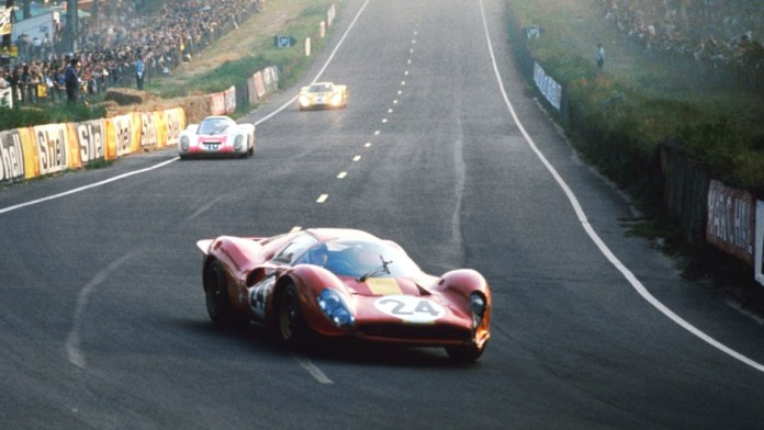24 Hours Of Le Mans The Biggest Innovations