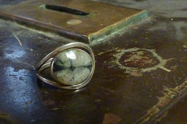 dragon angel ring