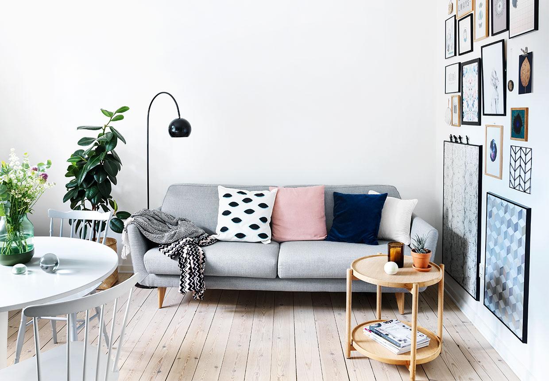 Aarhus Kreativt Og Personligt Diy Hjem Boligmagasinet Dk