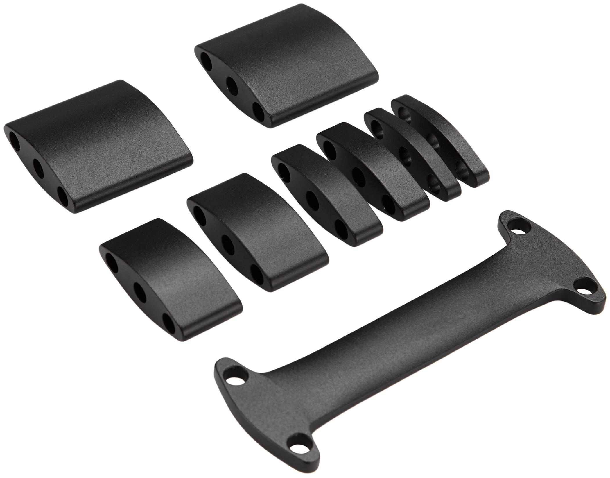 profile design aeria t2 accessoires pour cintre carbone o31 8 mm matte black