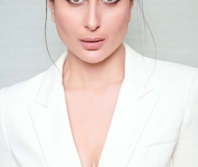 Kareena Kapoor Looks Like A Vision In White