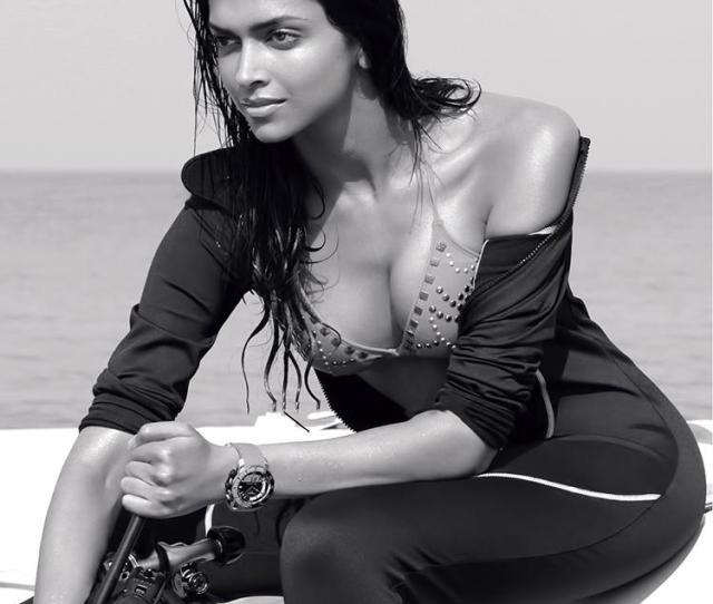 Sexy Deepika Padukone And Her Hot Water Babe Look