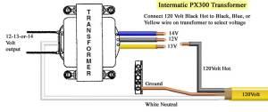 Pool Light Transformer Voltage