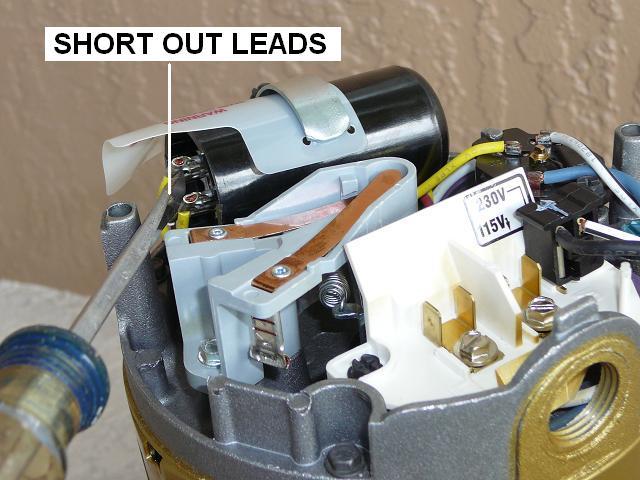 Hayward Pool Pump Capacitor Wiring