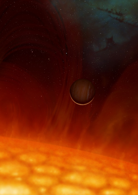 Earth could survive a redgiant Sun physicsworldcom