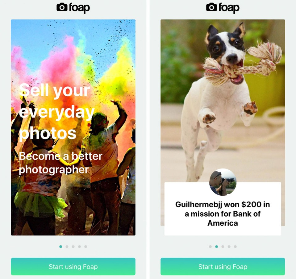How To Use Foap App To Earn Money From Selling Your iPhone Photos