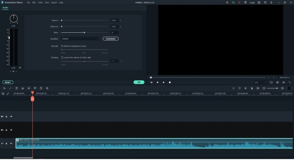 How to Add Sound Effect to Videos with Filmora Video Editor