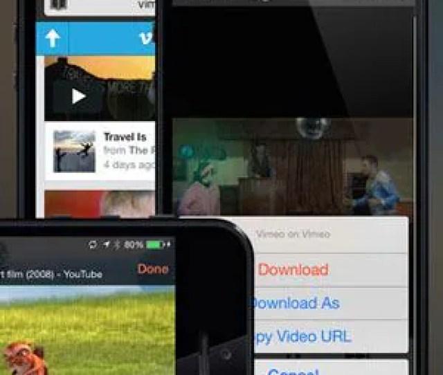 Video Downloader App For Iphone