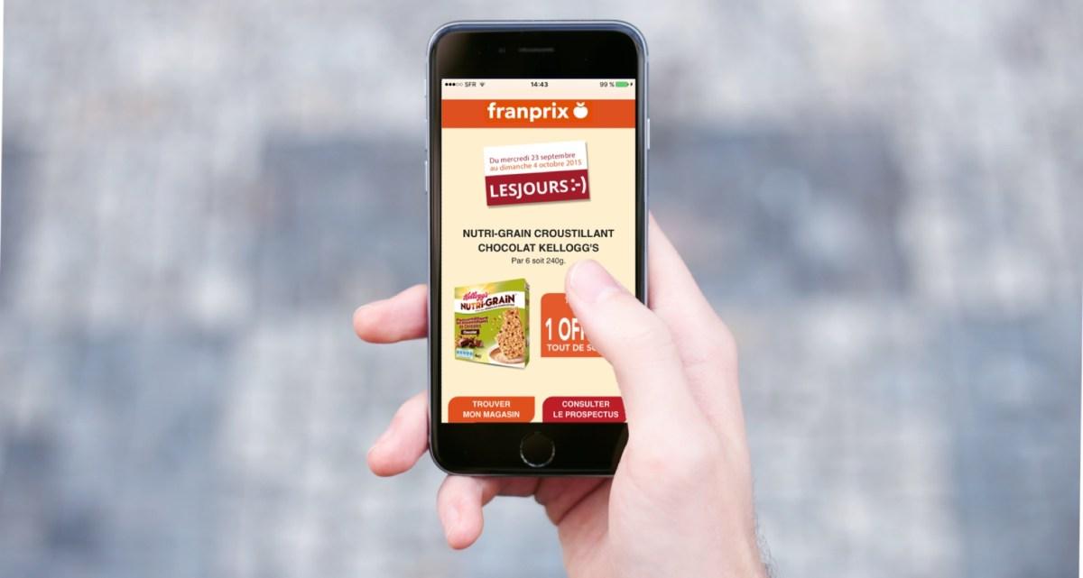 HighCo dématérialise les prospectus grâce au programmatique en diffusant les promotions via des campagnes digitales sur mobile