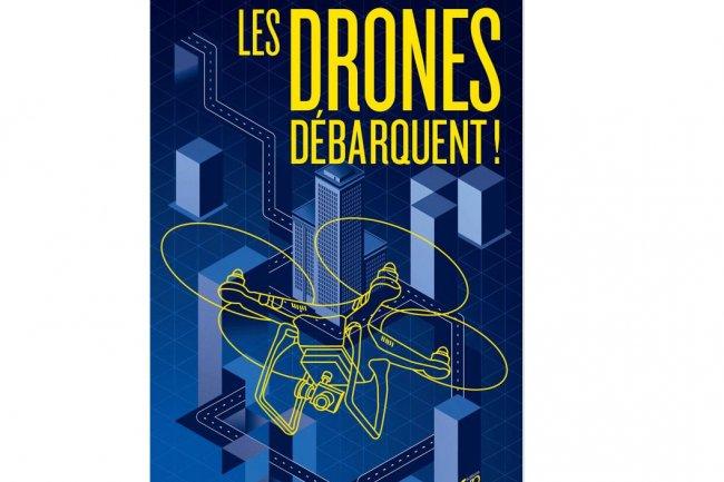 Le drone, intégré un jour au système d'information
