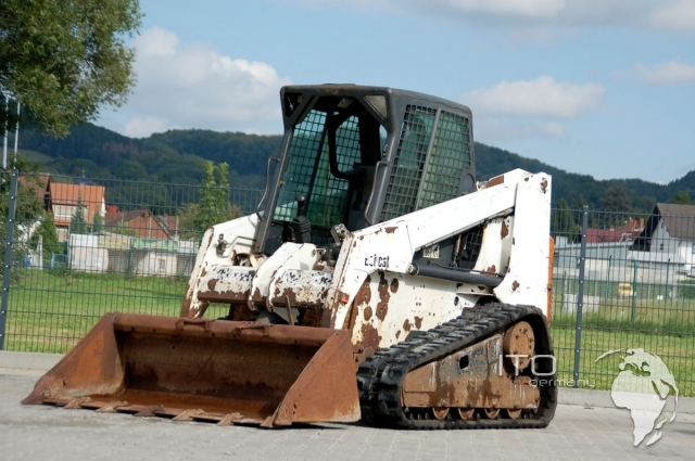 Kompaktraupenlader Bobcat 864 Used To Sell