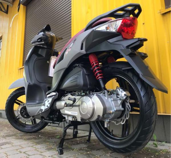 Новый скутер SYM Symphony SR 150 2020-года макси-скутер ...