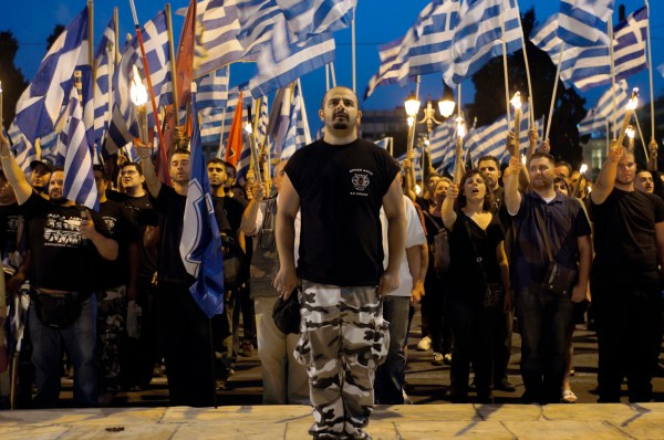 The Greek Right