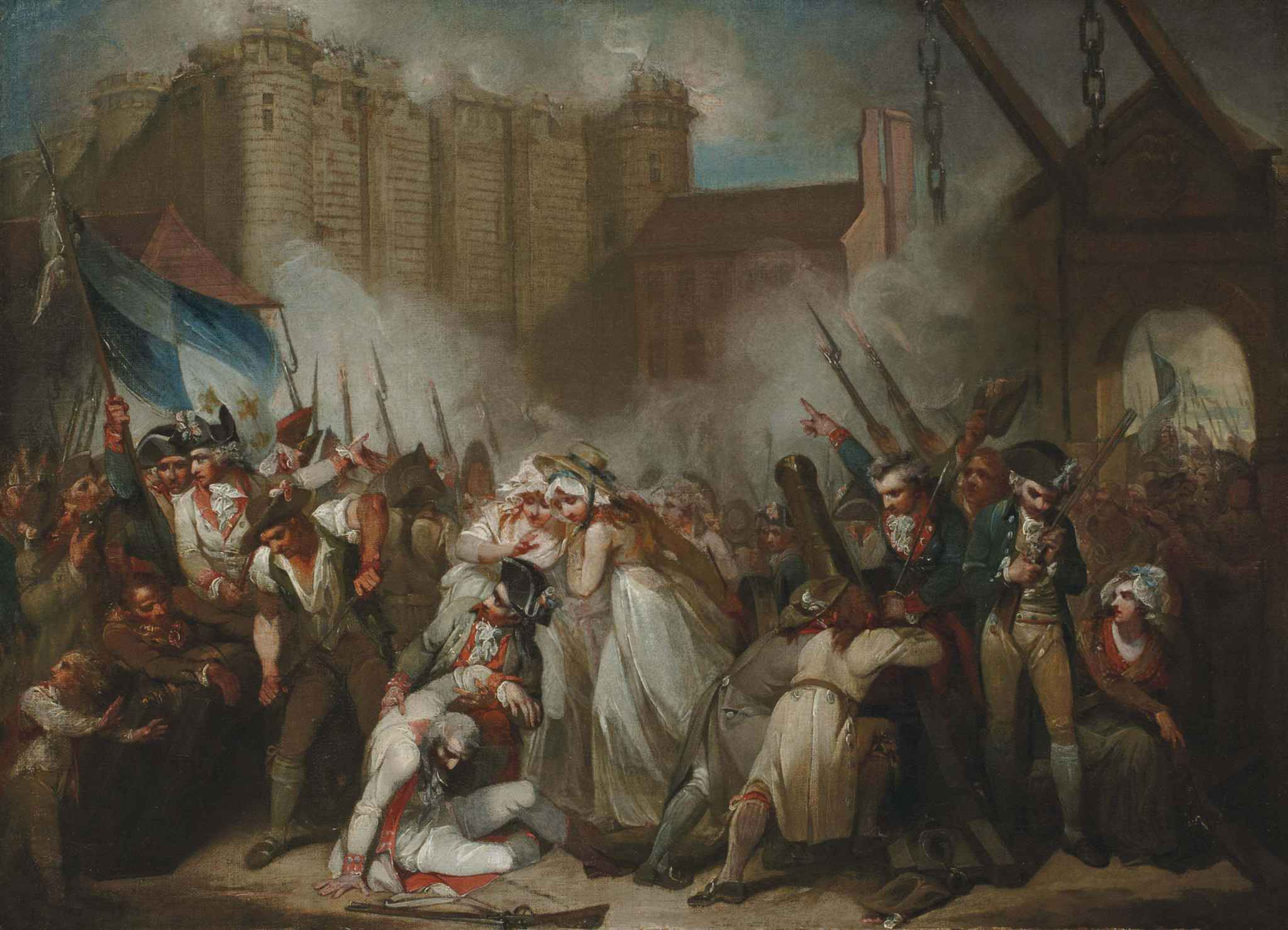 Major French Revolution People