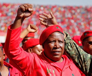 Julius Malema's EFF and the South African Left