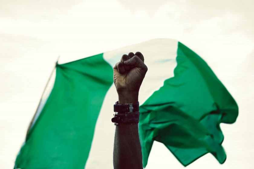 Image result for nigeria leaders fighting