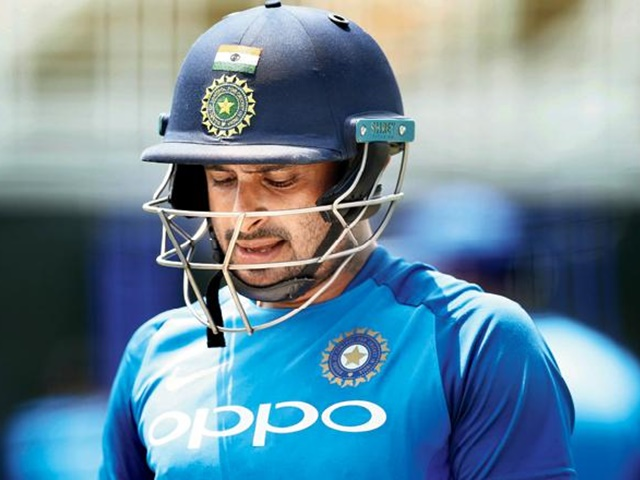 Ambati Rayudu Still In Race For ICC World Cup 2019