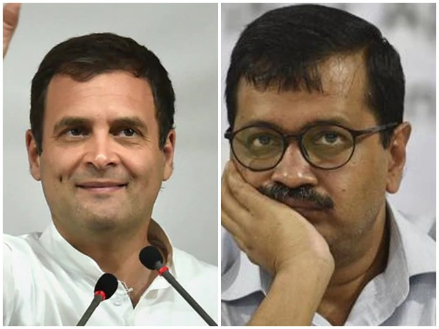 no alliance with congress says aap in 2019 delhi elections