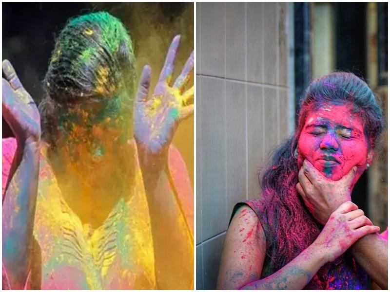 Holi पर महिलाओं-युवतियों को जबरन रंग लगाना पड़ सकता है महंगा
