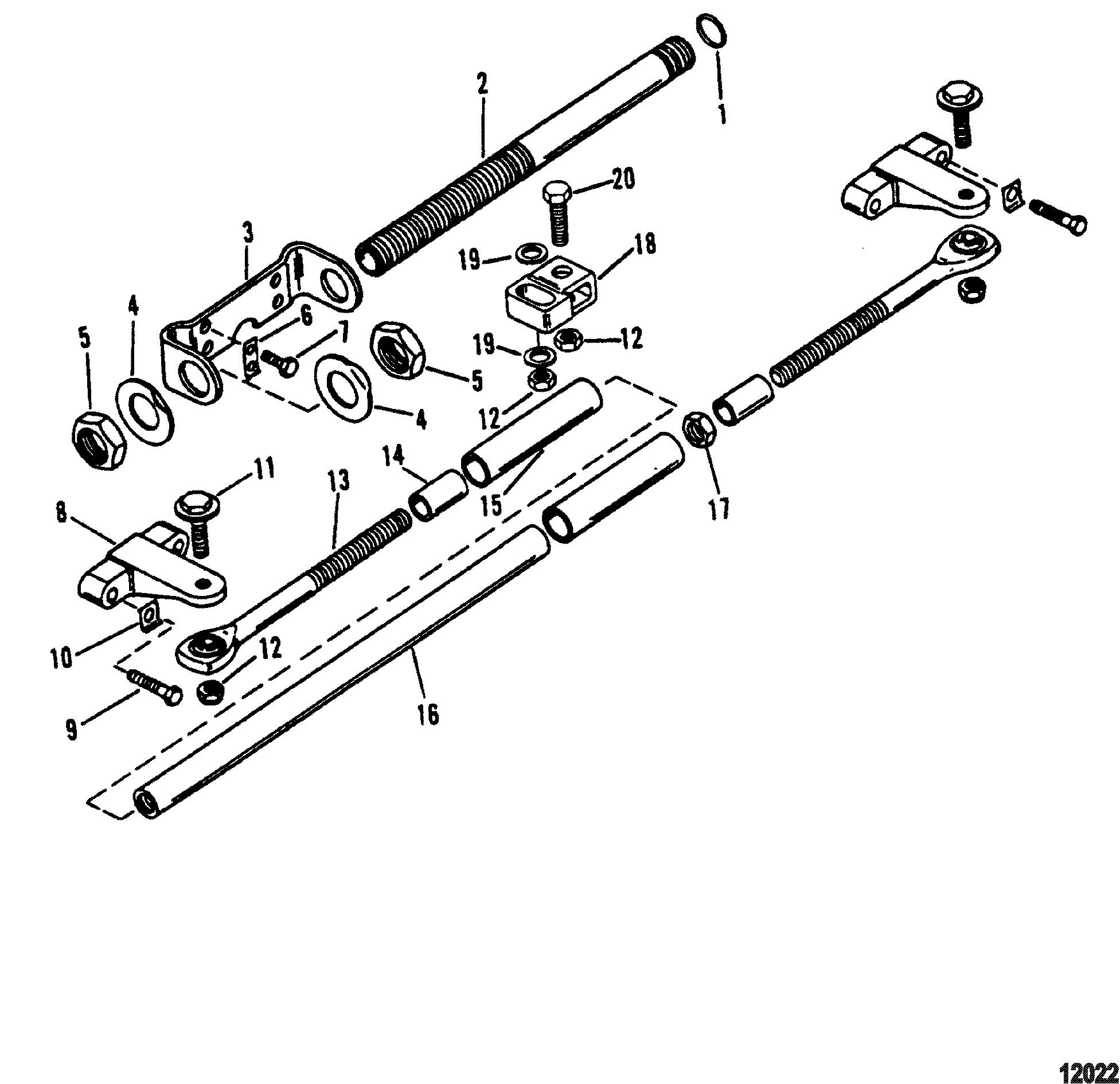 Mercury 150 Xr6 Wiring Diagram