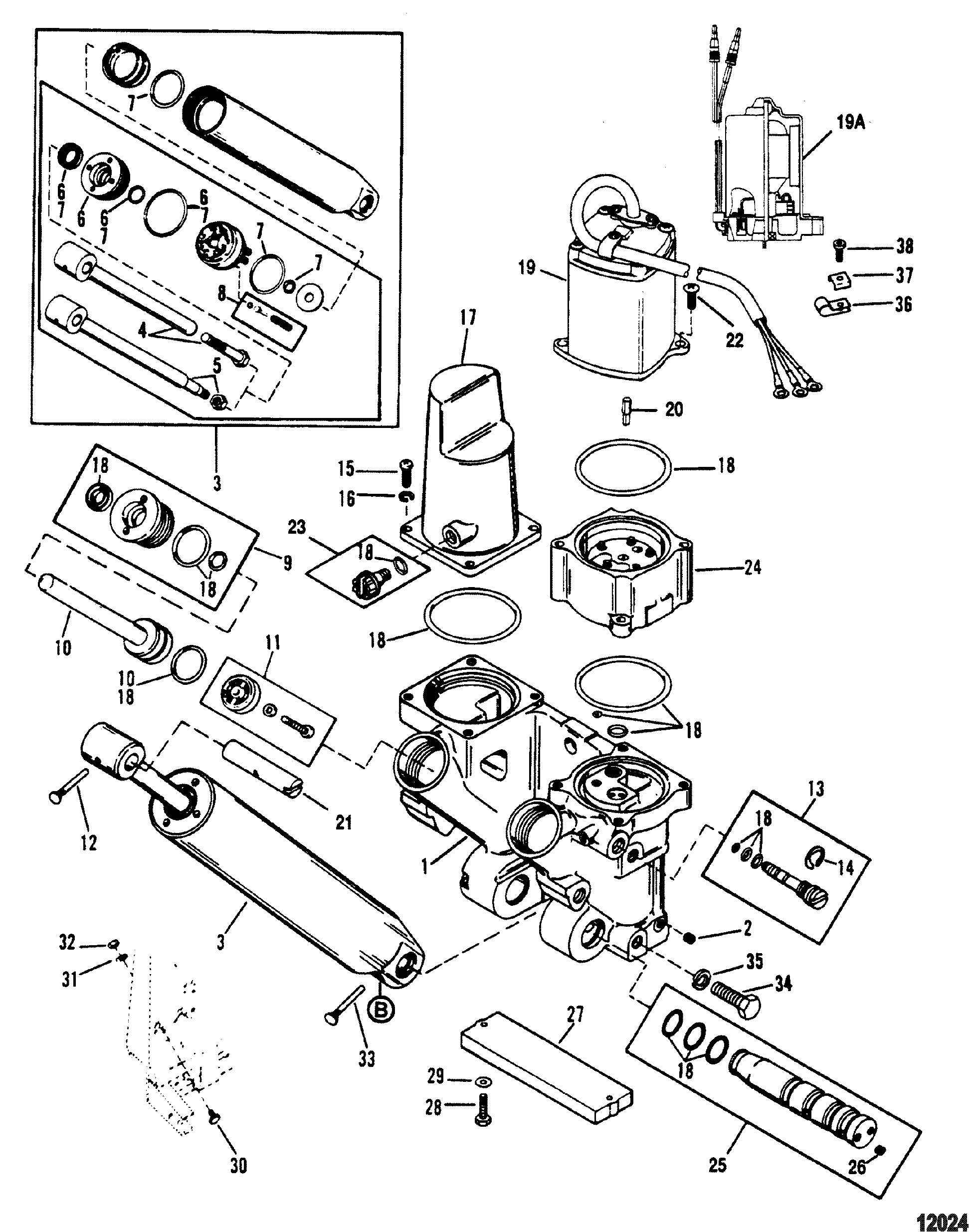 Geo Tracker Engine Parts