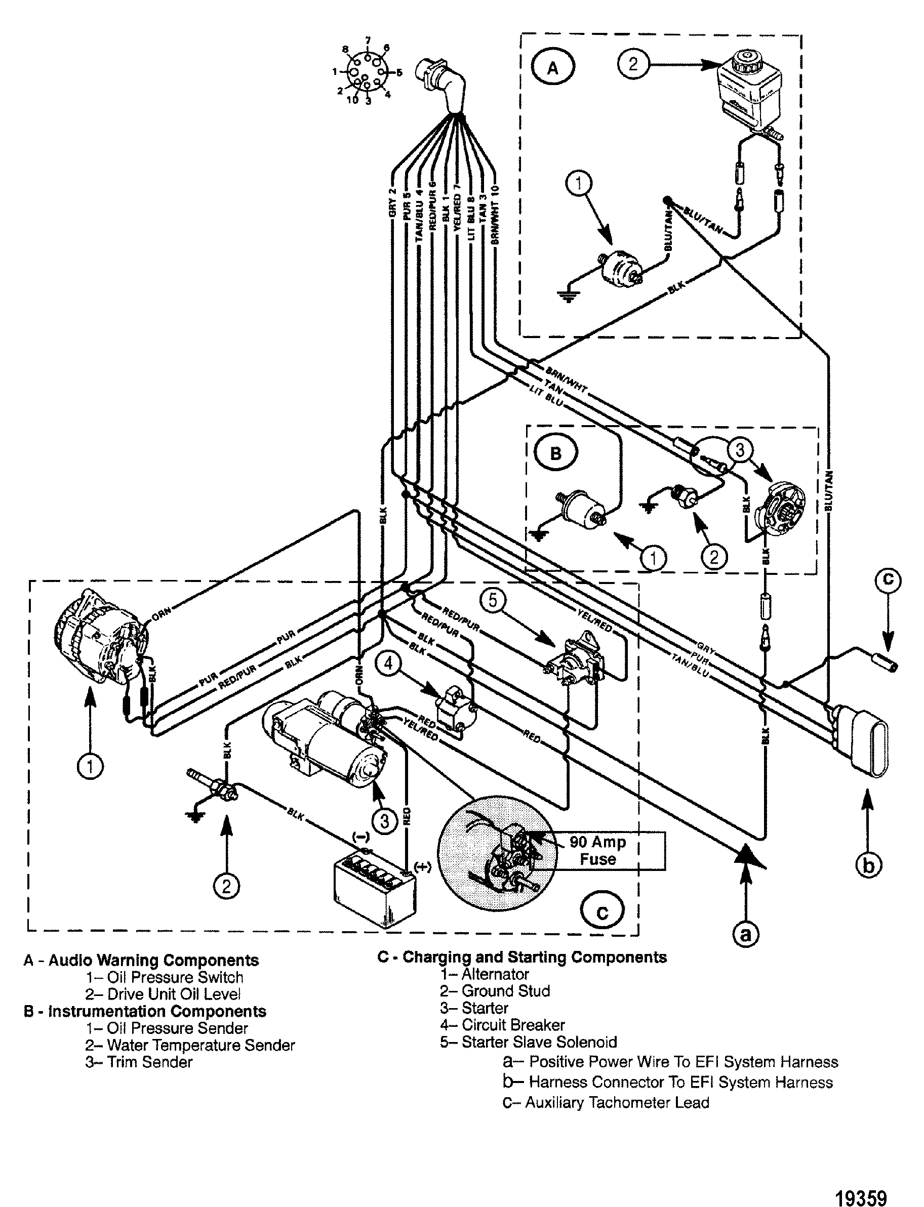 Omc 5 0 Engine Diagram