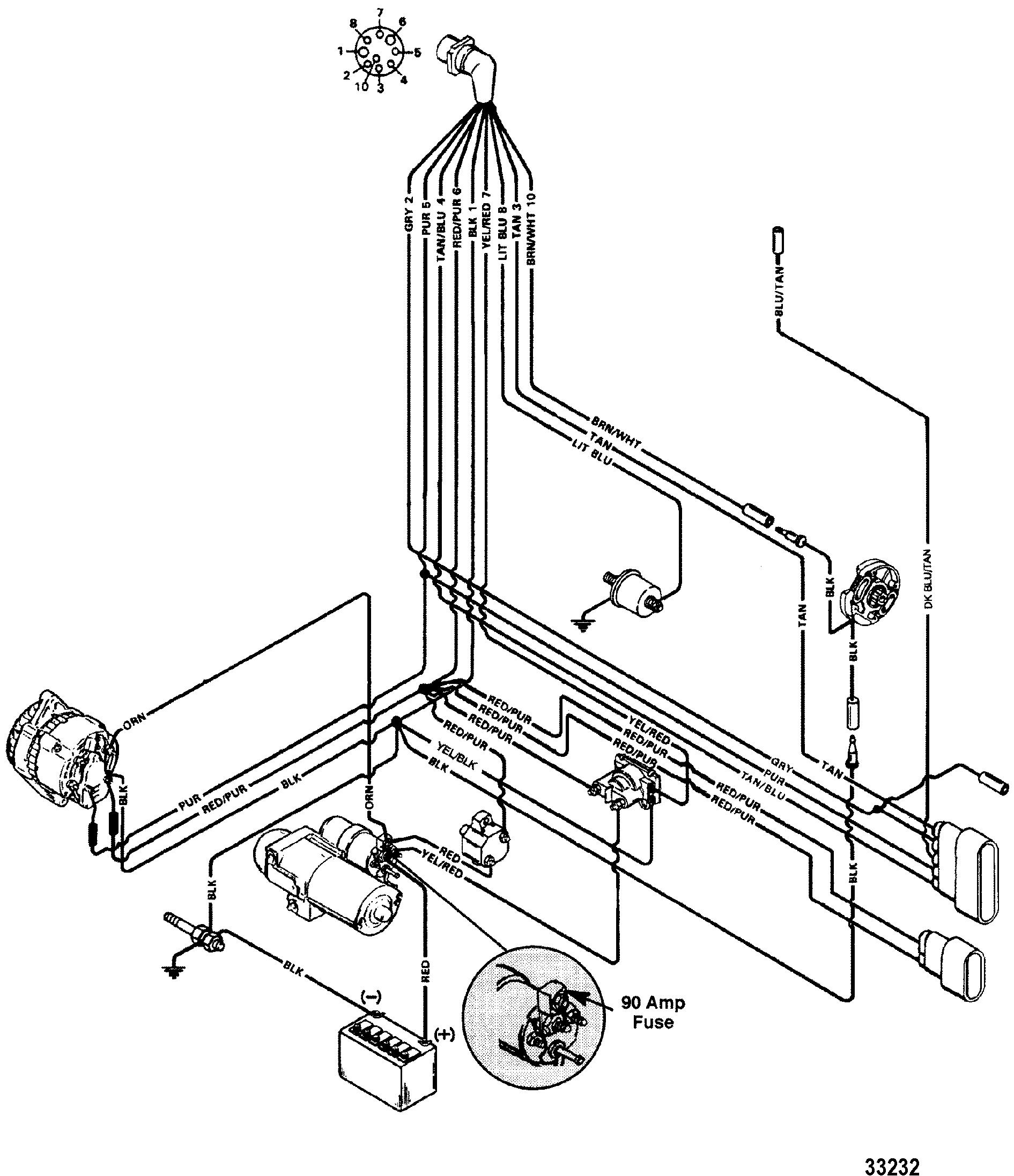 Mercruiser 454 wiring diagram wiring library