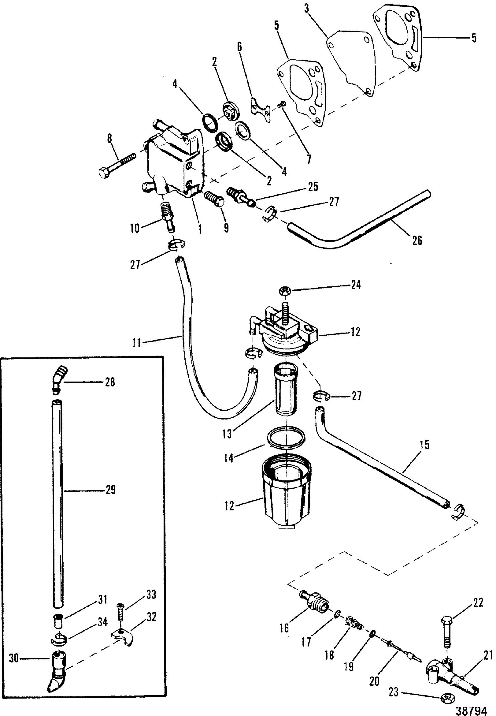 35 Hp Mercury Outboard Diagram