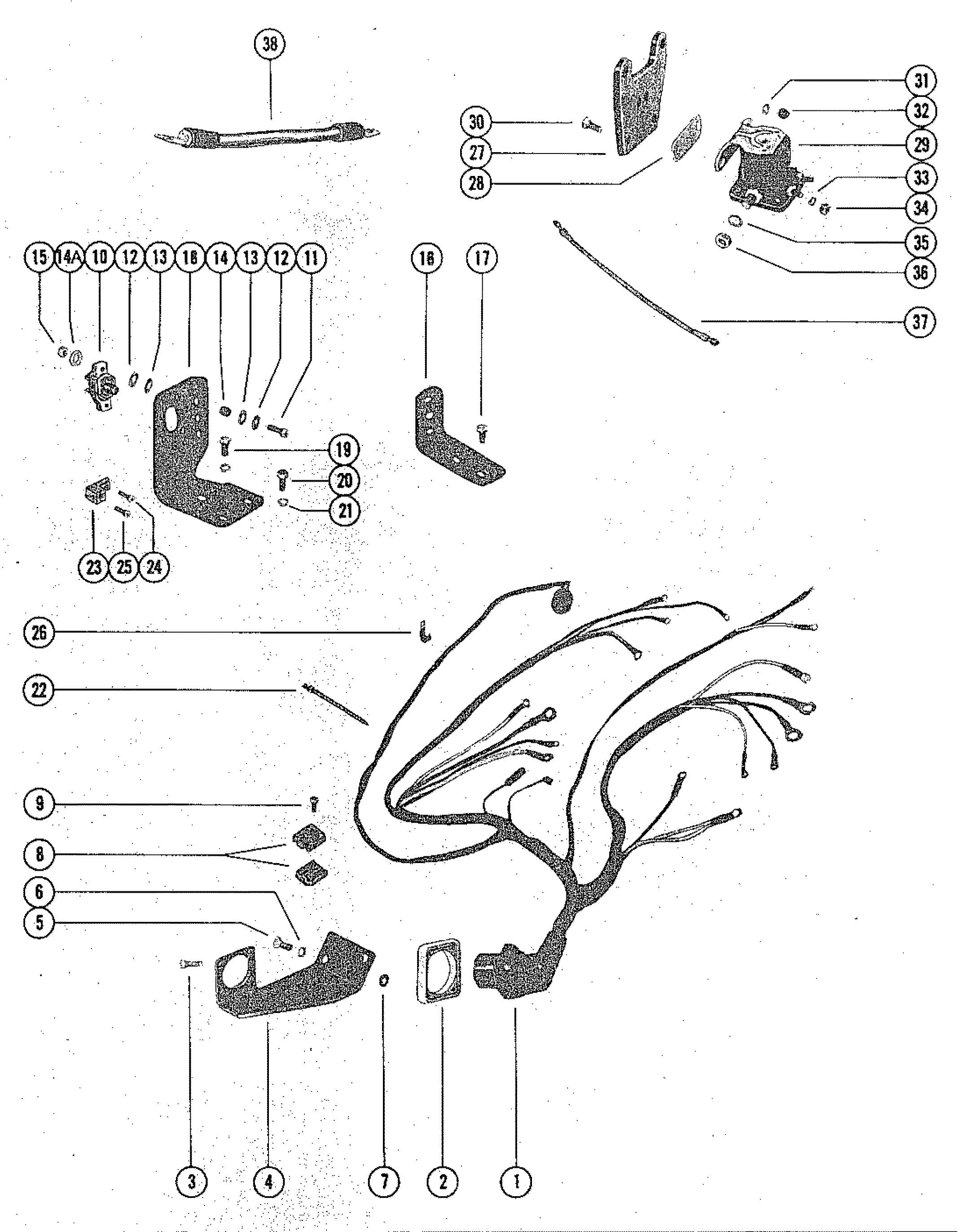 mercruiser starter wiring diagram 33 wiring diagram