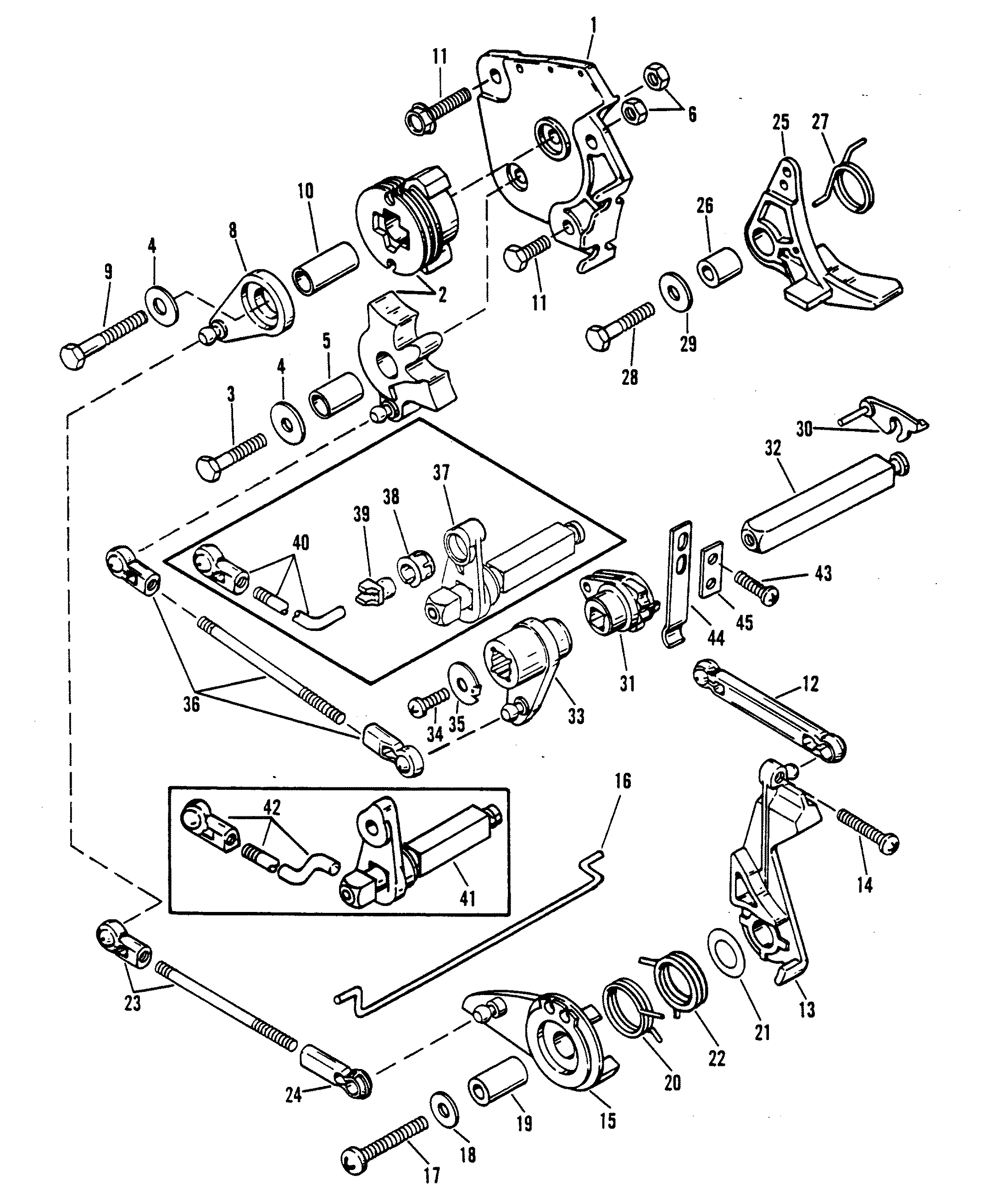 Mercury Mariner Engine Diagram Mercury Wiring