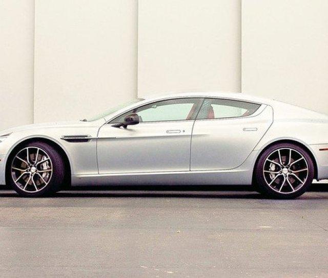 Aston Martin Rapide S A Beauty A Blast