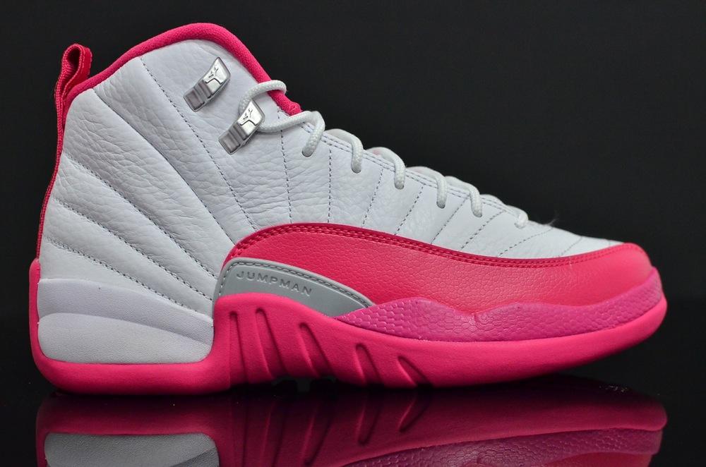 Air Jordan 12 GG Valentines Day In Detail Air Jordans