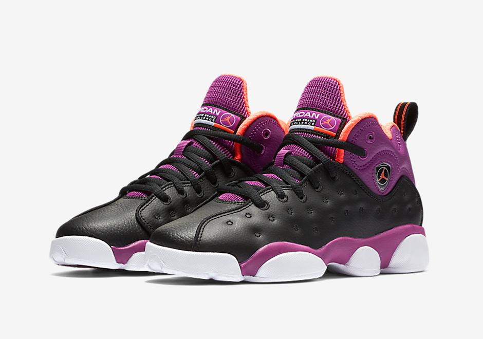 Team Jordan Shoes