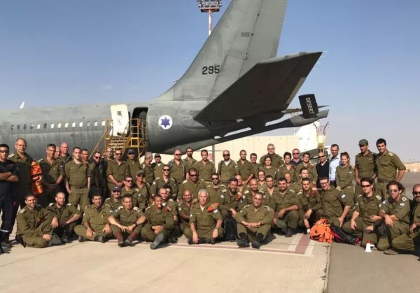 WATCH: Crowd cheers for IDF rescuers in Mexico - Israel ...