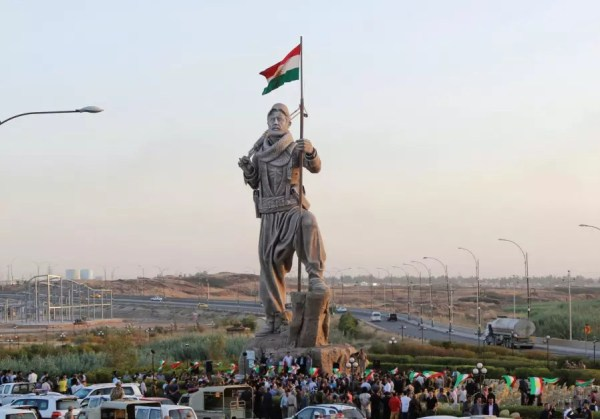 Analysis: How Kurdistan's Independence Can Spark the ...