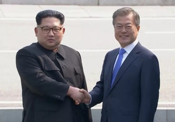 Declaring the end of war, leaders of two Koreas aim for ...