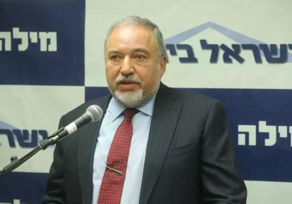 Avigdor Liberman urges Hamas overthrow - Arab-Israeli ...