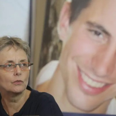 Leah Goldin attacks gov't officials for failing to negotiate return of son