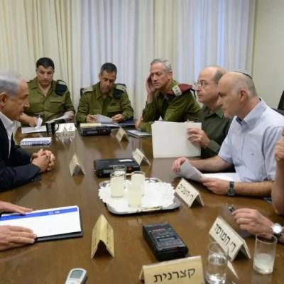 Ex-Shin Bet chief: No return to pre-war setup, isolate Hamas