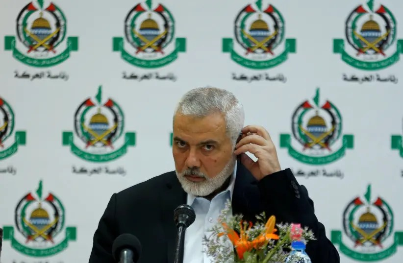 Hamas chief in Egypt for talks ahead of meeting of Palestinian factions