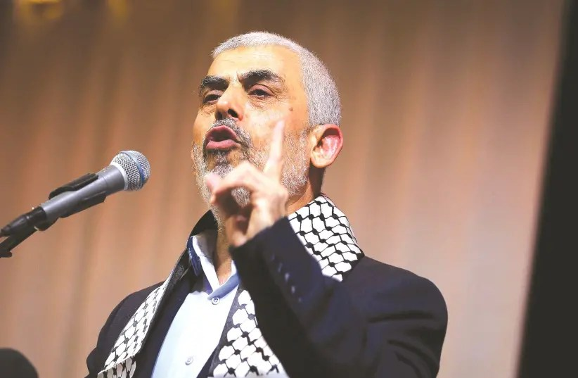 Hamas leader to Israel: Transfer m from Qatar or head to escalation