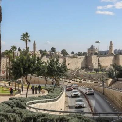 Israelis advocate for peace in Jerusalem amid Gaza, Israel violence