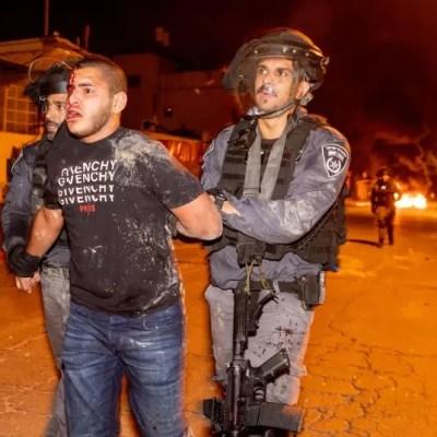 Israeli Arabs and Jews: End of the honeymoon period?
