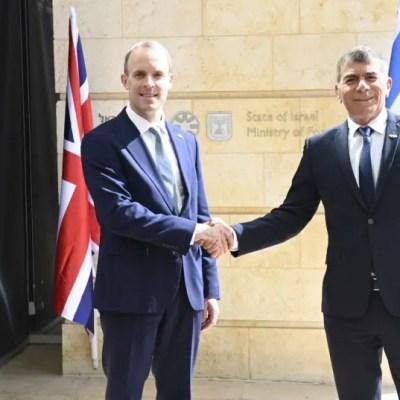 Ashkenazi: Israel, int'l community partnering to weaken Hamas