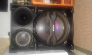 Sony Shake HcdSh2000 Sound System | West Rand