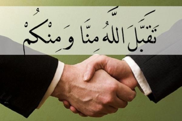 Jangan Salah Inilah Ucapan Selamat Idul Fitri Sesuai Sunah Rasul