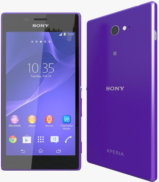Sony Xperia M2 D2303 kainos | Kaina24.lt