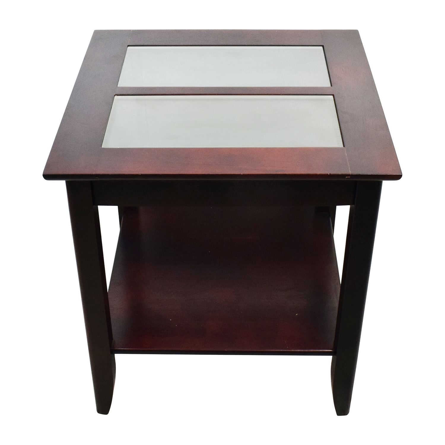 85 off target target glass and wood coffee table tables